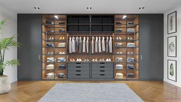The Future of Built In Wardrobes - Custom Luxury Bespoke ...
